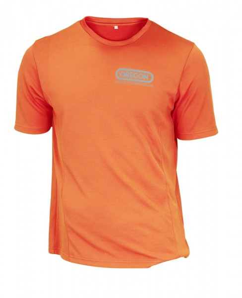 Oregon T-Shirt orange Gr. L